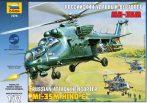 Zvezda - 1/72 Mil Mi-35 Soviet Helicopter maektt 7276