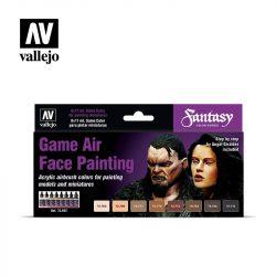 Face Painting festékes szett Vallejo 72865