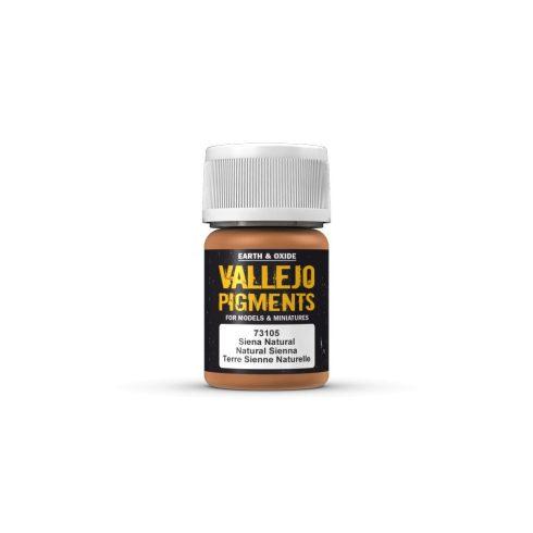 Vallejo 73105 Natural Sienna Pigment