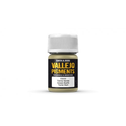 Vallejo 73111 Green Earth Pigment