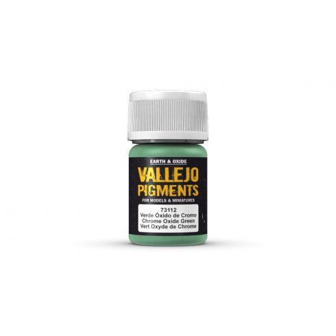 Vallejo 73112 Chrome Oxide Green Pigment
