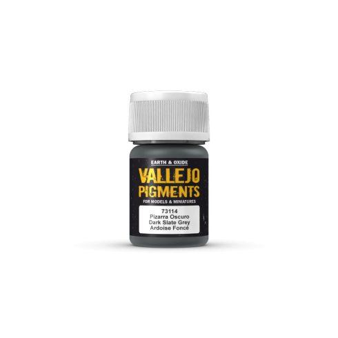 Vallejo 73114 Dark Slate Grey Pigment