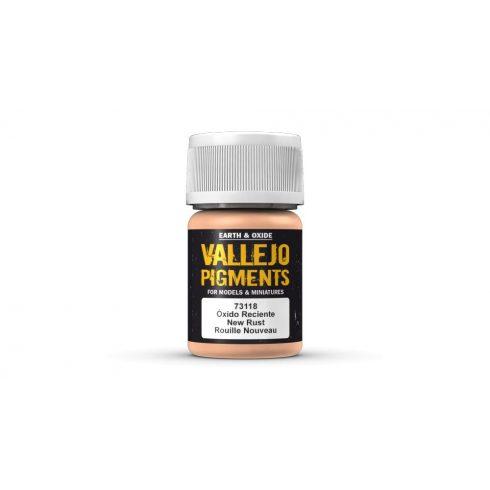 Vallejo 73118 Fresh Rust Pigment