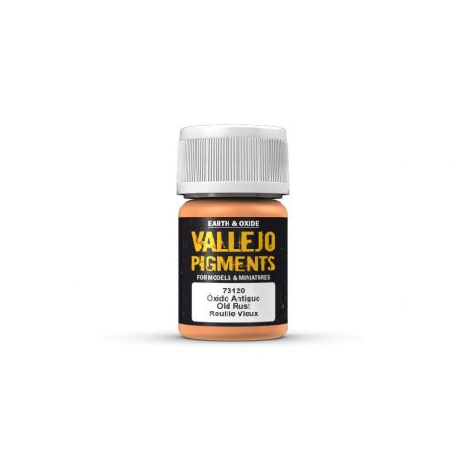 Vallejo 73120 Old Rust Pigment