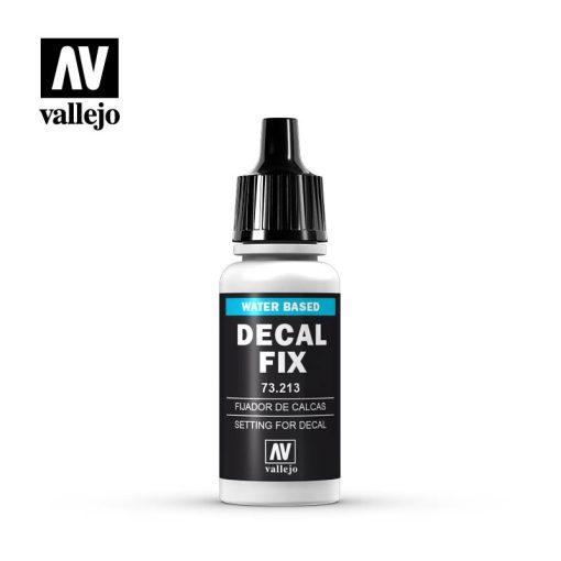 Vallejo Decal Fix matrica feszítő folyadék 73213