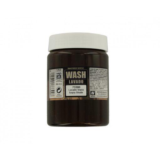 Vallejo Sephia Wash 200 ml 73300