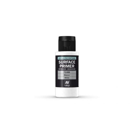 Vallejo White Surface Primer alapozó festék 73600
