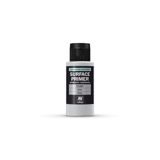 Vallejo Grey Surface Primer alapozó festék 73601