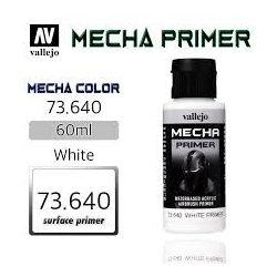 Vallejo Mecha Color White Surface Primer 73640