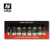Game Color Wash set Vallejo 73998