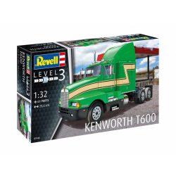 Revell Kenworth T600 kamion makett 7446
