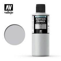 Surface Primer Grey akril alapozó festék szürke vallejo 74601
