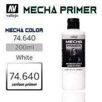 Vallejo Mecha Color White Surface Primer 74640