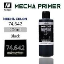 Vallejo Mecha Color Black Surface Primer 74642