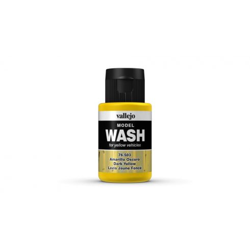 Model Wash Vallejo 76503 Yellow