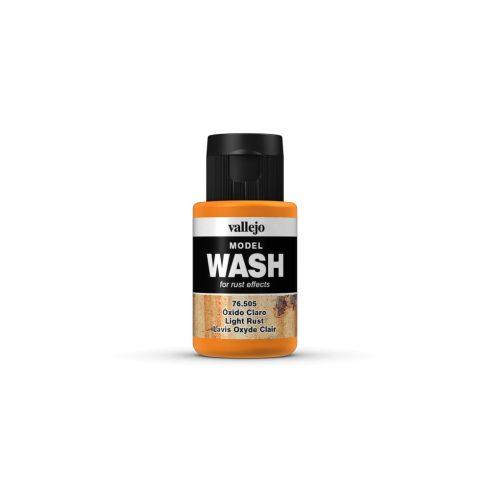 Model Wash Vallejo 76505 Light Rust