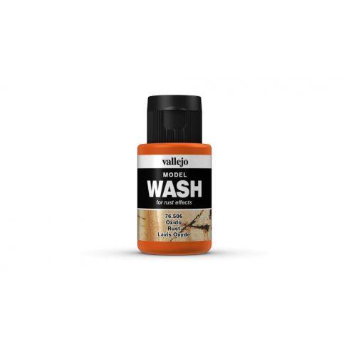 Model Wash Vallejo 76506 Rust