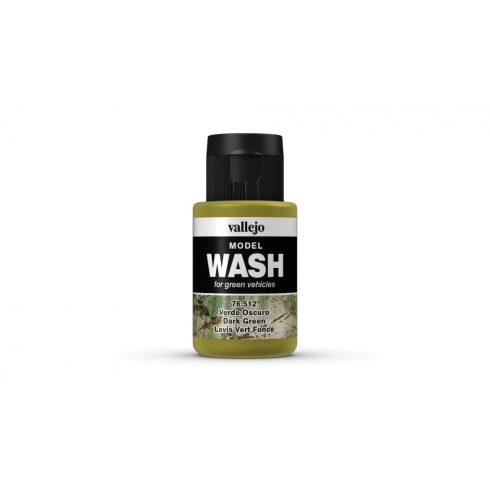 Model Wash Vallejo 76512 Dark Green