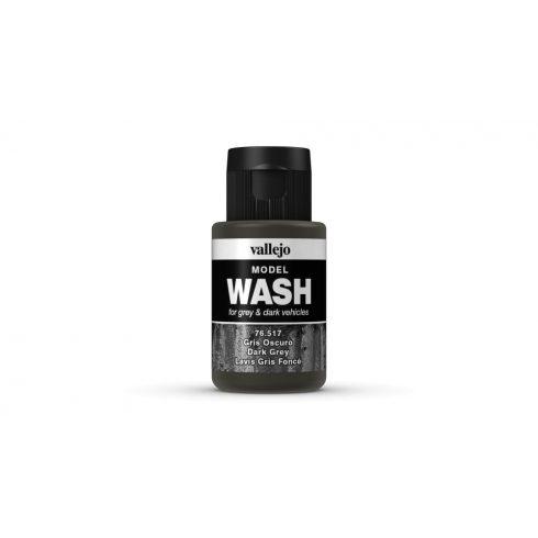 Model Wash Vallejo 76517 Dark Grey