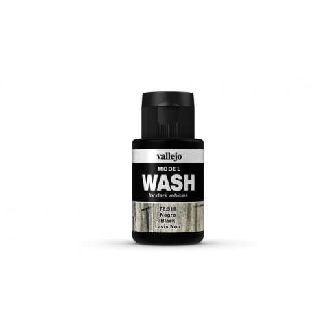 Model Wash Vallejo 76518 Black