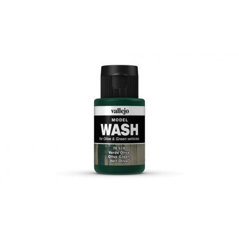 Model Wash Vallejo 76519 Olive Green