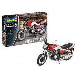 Revell Honda CBX 400 F motor makett 1:12 7939