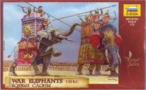 War Elephants makett Zvezda 8011