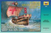 Zvezda - Crusaders hajó makett 9024
