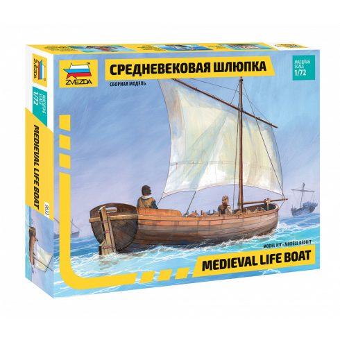Zvezda Life Boat hajó makett 9033