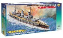 Zvezda Battleship 'Sewastopol' 1/350 (9040) hajó makett