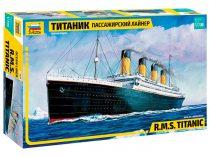 Titanic hajó makett Zvezda 9059
