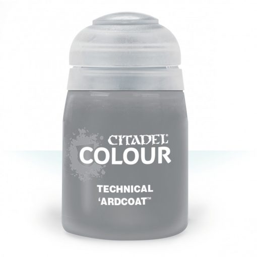 Citadel TECHNICAL: ARDCOAT speciális akrilfesték (24ML) 9918995605006