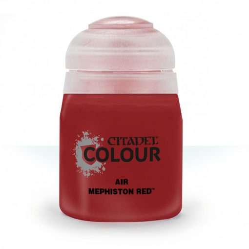 Citadel AIR: MEPHISTON RED akrilfesték (24ML) 9918995805406