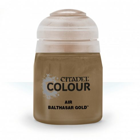 Citadel AIR: BALTHASAR GOLD akrilfesték (24ML) 9918995806906