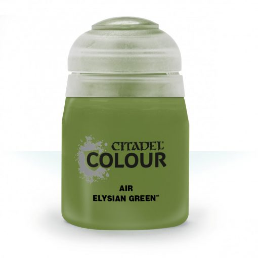 Citadel AIR: ELYSIAN GREEN akrilfesték (24ML) 9918995808306