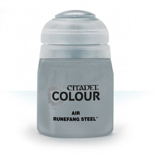 Citadel AIR: RUNEFANG STEEL akrilfesték (24ML) 9918995810006