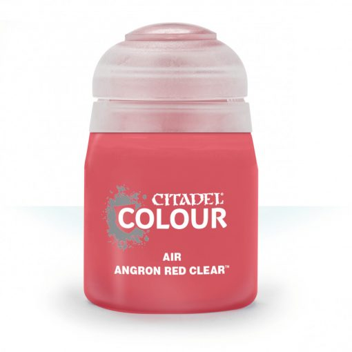 Citadel AIR: ANGRON RED CLEAR akrilfesték (24ML) 9918995810506