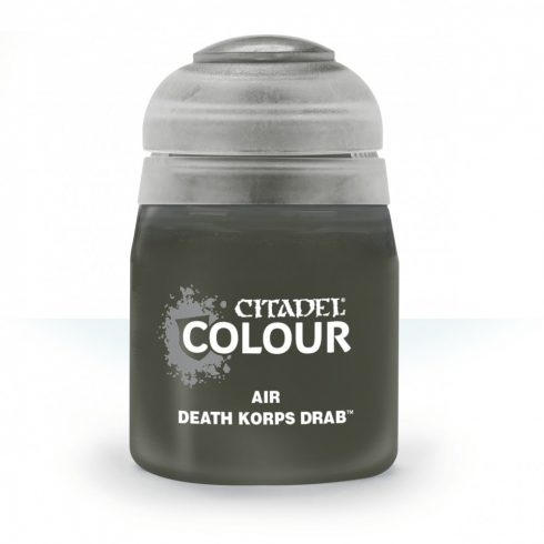 Citadel AIR: DEATH KORPS DRAB akrilfesték (24ML) 9918995811406