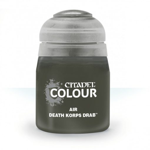 Citadel AIR: DEATH KORPS DRAB akrilfesték (24ML) 9918995811406
