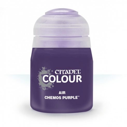 Citadel AIR: CHEMOS PURPLE akrilfesték (24ML) 9918995811706