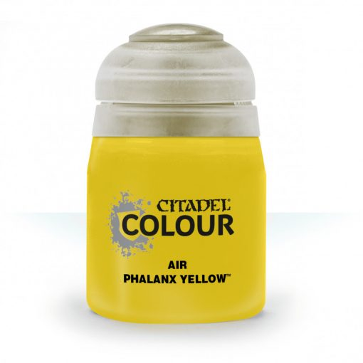 Citadel AIR: PHALANX YELLOW akrilfesték (24ML) 9918995812006