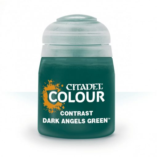 Citadel CONTRAST: DARK ANGELS GREEN akrilfesték (18ML) 9918996001106