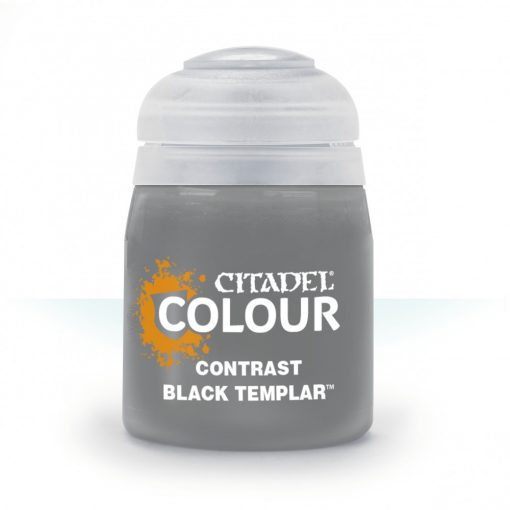 Citadel CONTRAST: BLACK TEMPLAR akrilfesték (18ML) 9918996002906