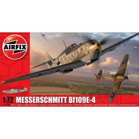 Airfix MESSERSCHMITT BF109E repülőgép makett A01008A