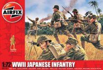 WWII Japanese Infantry figura makett Airfix A01718