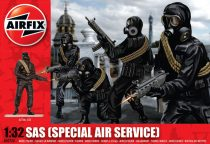 SAS Troops figura makett Airfix A02720