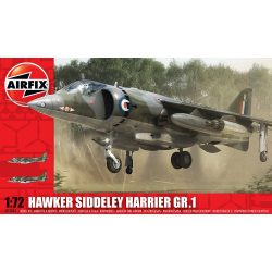 BAE HARRIER GR1 repülő makett Airfix A03003