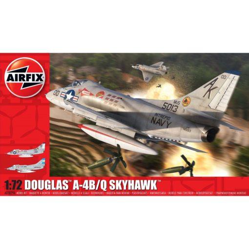 Airfix DOUGLAS A-4 SKYHAWK repülő makett A03029A