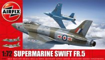 SUPERMARINE SWIFT repülő makett Airfix A04003