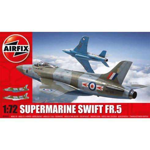 Airfix SUPERMARINE SWIFT repülőgép makett A04003